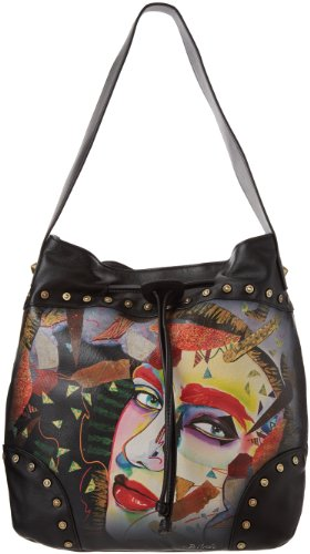Icon Handbags Sky-2 Tote,Masquerade,One Size