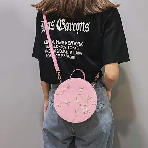 Widewing hombro de para poliuretano mujer Bolso al Rosa SxxUnW7f
