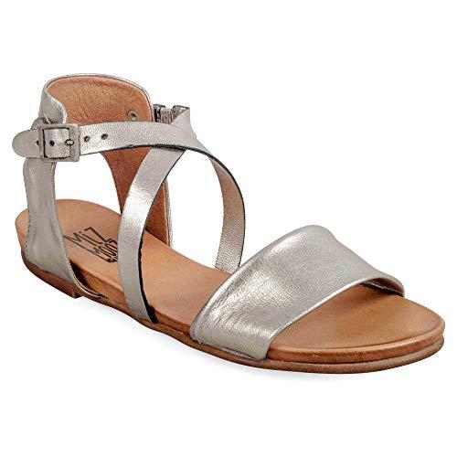 Sandals Aster Leather - Miz Mooz Aster Women's Ankle Strap Sandal