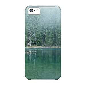 MMZ DIY PHONE CASEiphone 6 plus 5.5 inch Case Cover Twin Lake Case - Eco-friendly Packaging