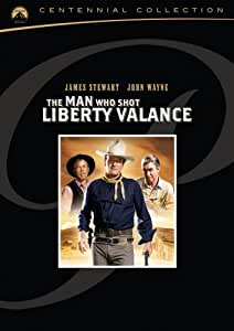 The Man Who Shot Liberty Valance (Centennial Collection 2-Disc Special Edition)