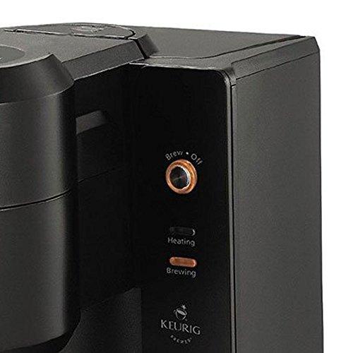 Mr. Coffee Single Serve 9.3 oz. Coffee Brewer, Black by Mr. Coffee (Image #4)