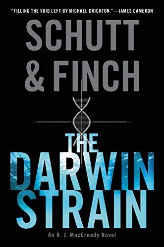 Image of The Darwin Strain: An R. J. MacCready Novel
