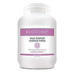 Biotone Dual Purpose Massage Cream, 128 ...