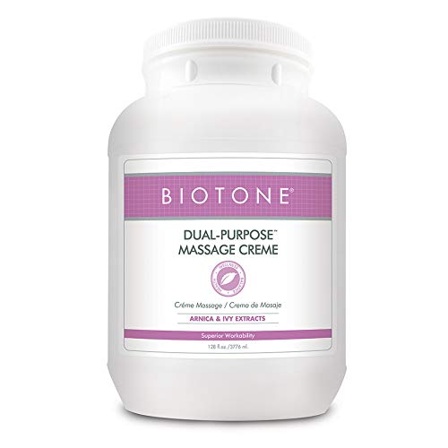 Biotone Dual Purpose Massage Cream, 128 ()