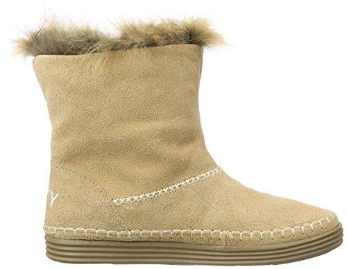 Roxy Ashley J Boot - Botas de nieve Mujer Marrón (tan)