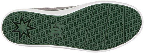 Green Slip Skateboarding Grey Men's on Trase DC SD Shoe HqTOzFnxw