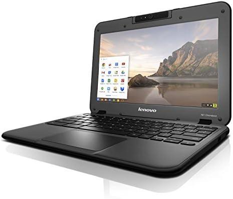 Lenovo N22 11 6 inch HD Chromebook Laptop (Intel Celeron N3060, 2 GB RAM,  32 GB EMMC, Chrome OS) - Black