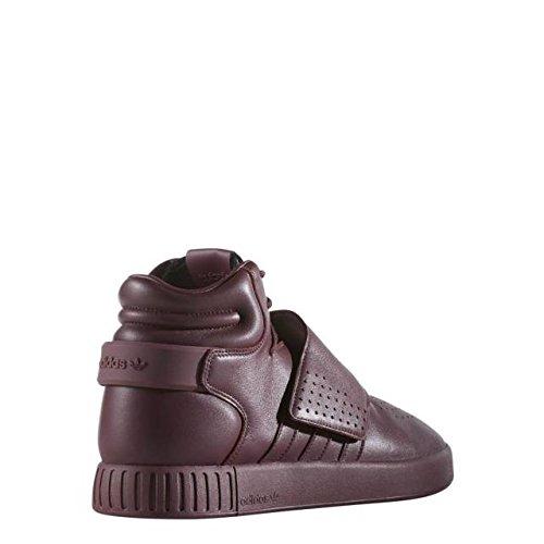 adidas Originals Herren Röhren Invader Strap Schuhe Kastanienbraun