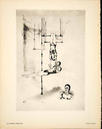 1930-heliogravure-auguste-brouet-acrobats-circus-trapeze-art-les-freres-zemganno-original-heliogravu