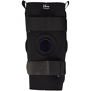 b0867c17fb Amazon.com: Curad Hinged U-Shaped Knee Support, XX-Large: Health ...