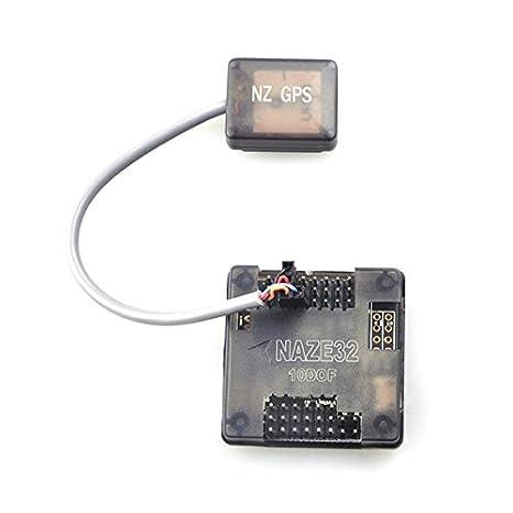 Amazon.com: BangBang NZ Mini GPS For NAZE32 Flip32 6dof 10dof Best on