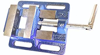 """HHIP 3900-0177 Drill Press Vise, 3"""" Width x.75"""" Depth Jaw, 3"""" Jaw Opening (Pack of 1)"""