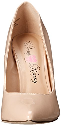 Penny Loves Kenny Women's Opus-Patent Dress Pump, Nude, 6.5 M US by Penny Loves Kenny (Image #4)