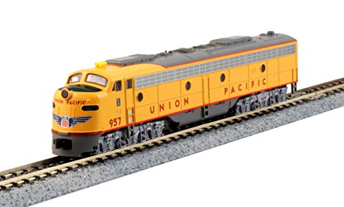 N EMD E9A Union Pacific Nose Herald #957