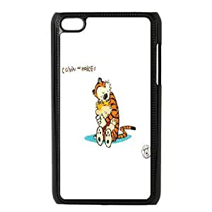 Generic Case Fashion Calvin and Hobbes For Ipod Touch 4 Q2A2838885