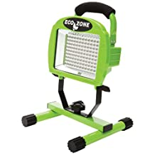 Designer's Edge L1306 108-LED Portable Bright LED Workshop Lighting, Green
