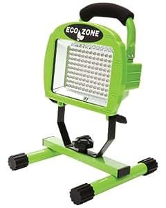 L1306 108-LED Portable Bright LED Workshop Lighting, Green