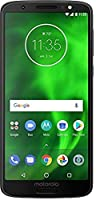 "Motorola Moto G6 - Verizon Locked Phone - 5.7"" Screen - 32GB - Black - U.S. Warranty - (Certified Refurbished)"