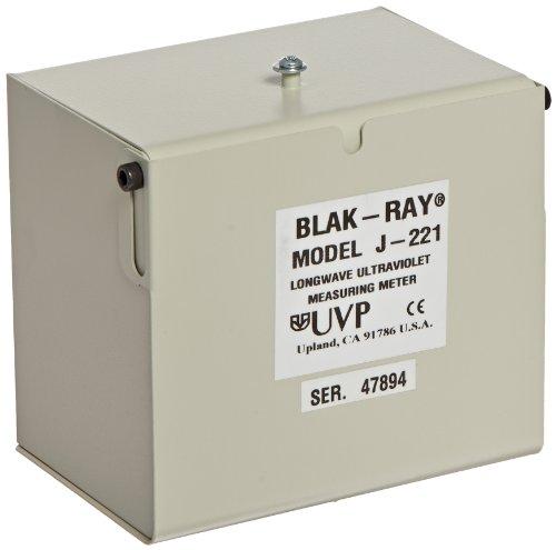 UVP 97-0003-01 Model J-221 Analog Ultraviolet Meter, 365nm Longwave by UVP