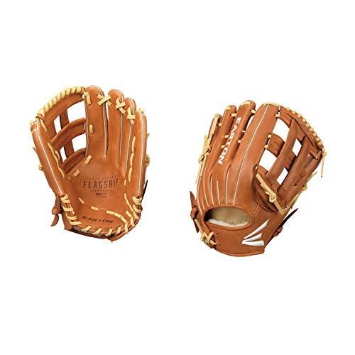 Easton Flagship Series Baseball Glove, Left Hand Throw, 12.75