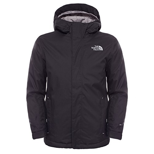 The North Face Boys Youth Snowquest Jacket - TNF Black by The North Face