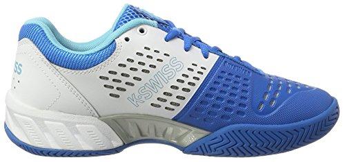 Sneaker KS 2 Bachelorbutton 5 K White Weiß Damen Bigshot Light Swiss Blueaster AZ0nA6xwqS