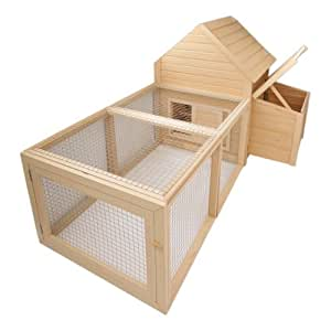 New Age Pet ecoConcepts Chicken Barn & Pen