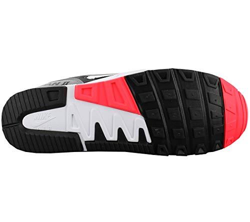 Kunstleder Textil NIKE 46 Herren Span II Sneaker Air Schwarz wqWZPzRx