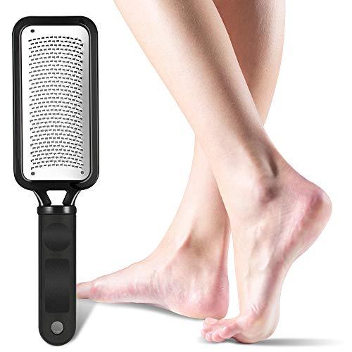 Foot Scrapper- Callus Remover Professional Pedicure Rasp Tool Foot File to Remove Dead Skin