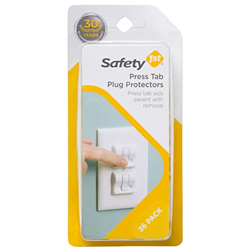 Safety 1st Press Plug Protectors