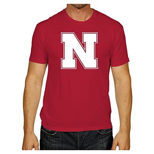 Elite Fan Shop Nebraska Cornhuskers Tshirt Red Icon - XXL ()
