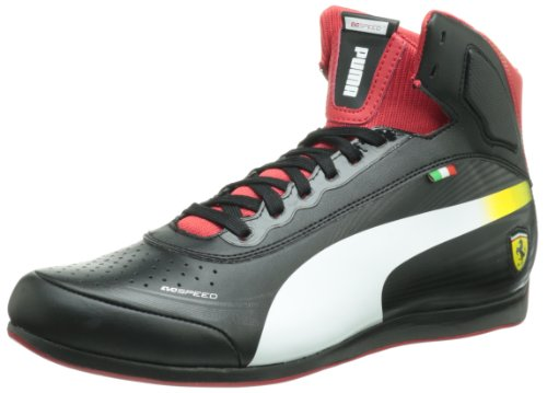 9ec684b02dd9ad PUMA Men s Evospeed 1.2 Mid Ferrari Fashion Sneaker - Buy Online in UAE.