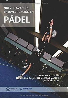 Nuevos avances en investigación en Pádel: Amazon.es: Courel-Ibañez ...