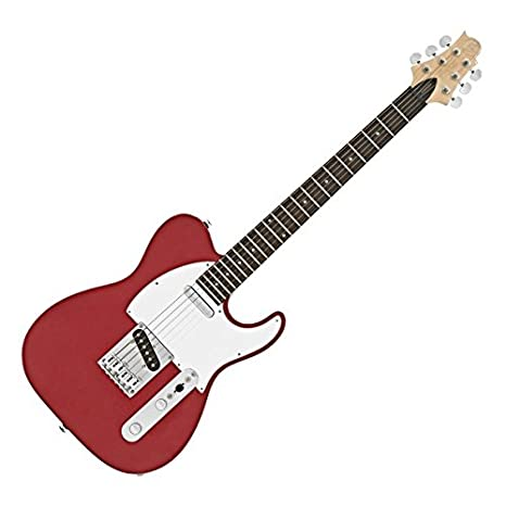 Greg Bennett fórmula FA-1 guitarra eléctrica rojo de medianoche ...