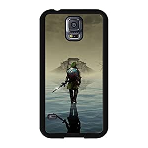 Hot Design The Legend Of Zelda Phone Case Cover For Samsung Galaxy s5 i9600 The Legend Of Zelda Luxury Pattern