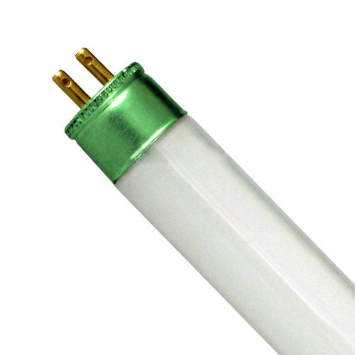 GE 46673 - F14W/T5/841/ECO Straight T5 Fluorescent Tube Light Bulb ()
