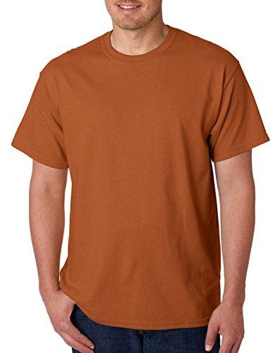 Gildan - Heavy Cotton T-Shirt - 5000 - Texas Orange - ()
