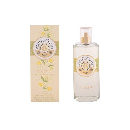 Cedrat By Roger & Gallet For Men & Women. Eau Fraiche Parfume / Fresh Fragrant Water Spray 6.6 Oz / 200 Ml  ( Citron ) by Roger & Gallet