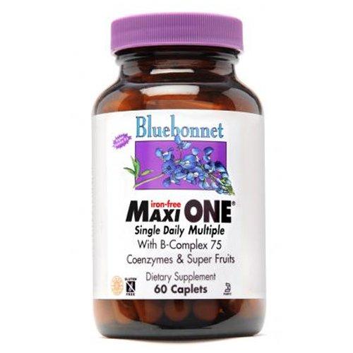 Bluebonnet Maxi One Iron (Bluebonnet Maxi One Caplets, 60 Count)