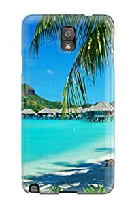Frances Thompson's Shop New Style 4985409K54747392 New Style Hard Case Cover For Galaxy Note 3- Bora Bora