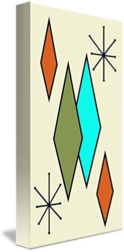 Imagekind Wall Art Print entitled Diamond Gravel Art 1 by Donna Mibus 417euGh0EVL