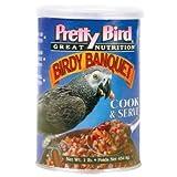 Pretty Bird Birdy Banquet Cooked Bird Food, 20 lbs, My Pet Supplies
