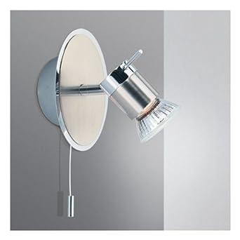 Luminaire spot classe 2 - Spot salle de bain avec interrupteur ...