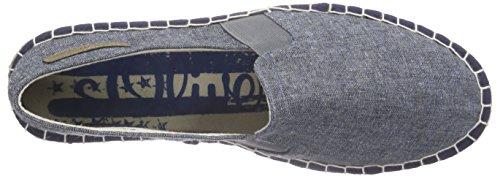 s.Oliver Herren 14607 Slipper Blau (JEANS 845)
