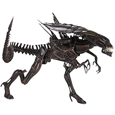 NECA Alien Resurrection: Xenomorph Queen Ultra Deluxe Action Figure: Toys & Games