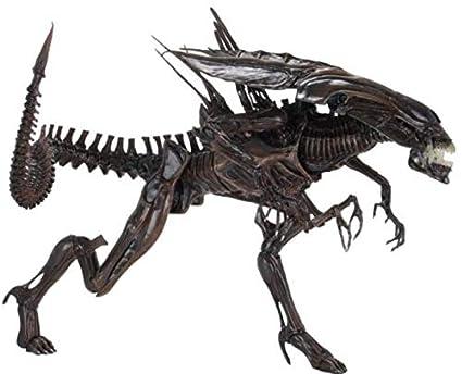 Neca Alien Resurrection Xenomorph Queen Ultra Deluxe Action Figure - aliens xenomorph queen deluxe figure