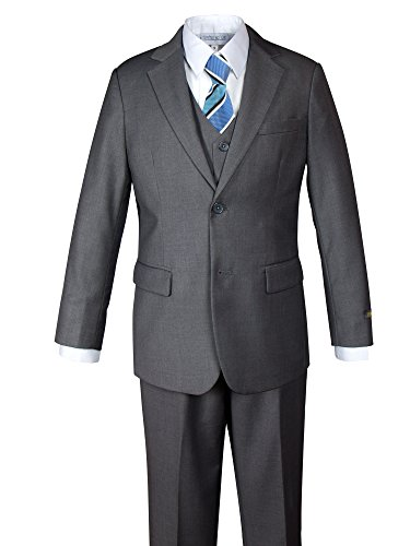 Lined Two Button Suit - 9