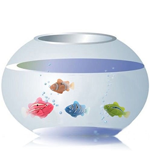 vinmax Swimming Robot Fish Activated in Water Magical Electronic Toy Kids Children ()