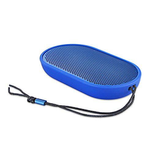 Beoplay P2 Cover,Soft Carry Travel Portable Protective Box Cover Bag Case for B&O PLAY Beoplay P2 Portable Bluetooth Speaker (Sleeve for Blue)